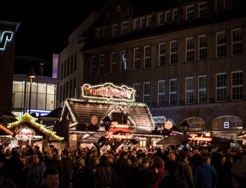 Weihnachtsmarkt Paderborn
